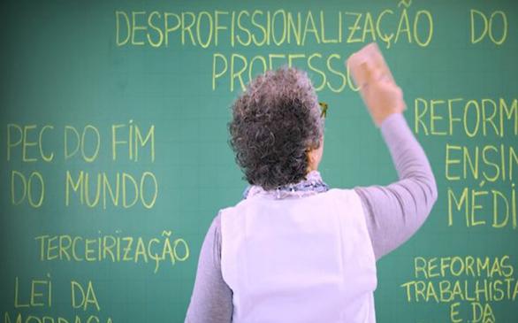CTB: LUTA PELA EDUCAÇÃO PÚBLICA, DEMOCRÁTICA E INCLUSIVA VALE MUITO A PENA